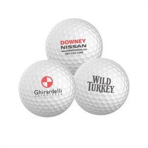 custom promotional golf balls