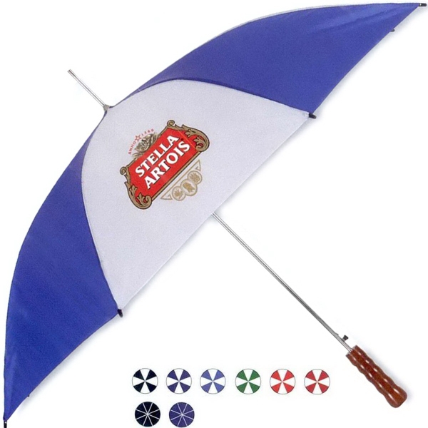custom promo umbrella